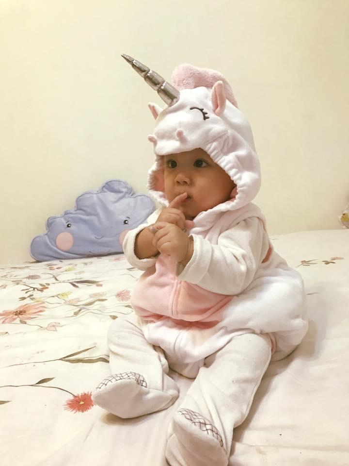 歐美爸媽跟小嬰兒的第一個Halloween萬聖節打扮! 實在太有創意了