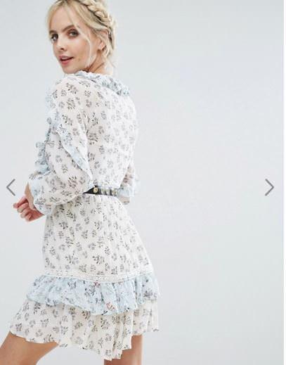 歐美電商ASOS購物平台-8折折扣碼趕快買阿!分享血拼購入的洋裝清單