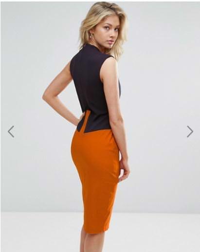 推薦ASOS必買品牌!英國當地品牌-Vesper,推薦他們家超有設計感、顯瘦的洋裝