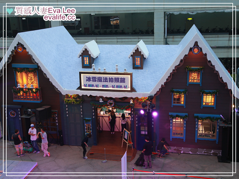 [台北展覽-冰雪奇緣嘉年華] 就在101,Elsa/anna/雪寶陪你拍照省錢攻略懶人包