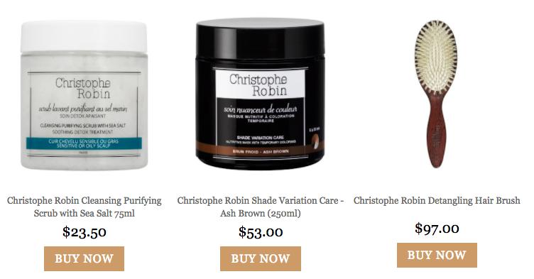 [開箱] 油性頭皮去角質必買! ptt評價超高的Christophe Robin海鹽舒緩頭皮潔淨霜