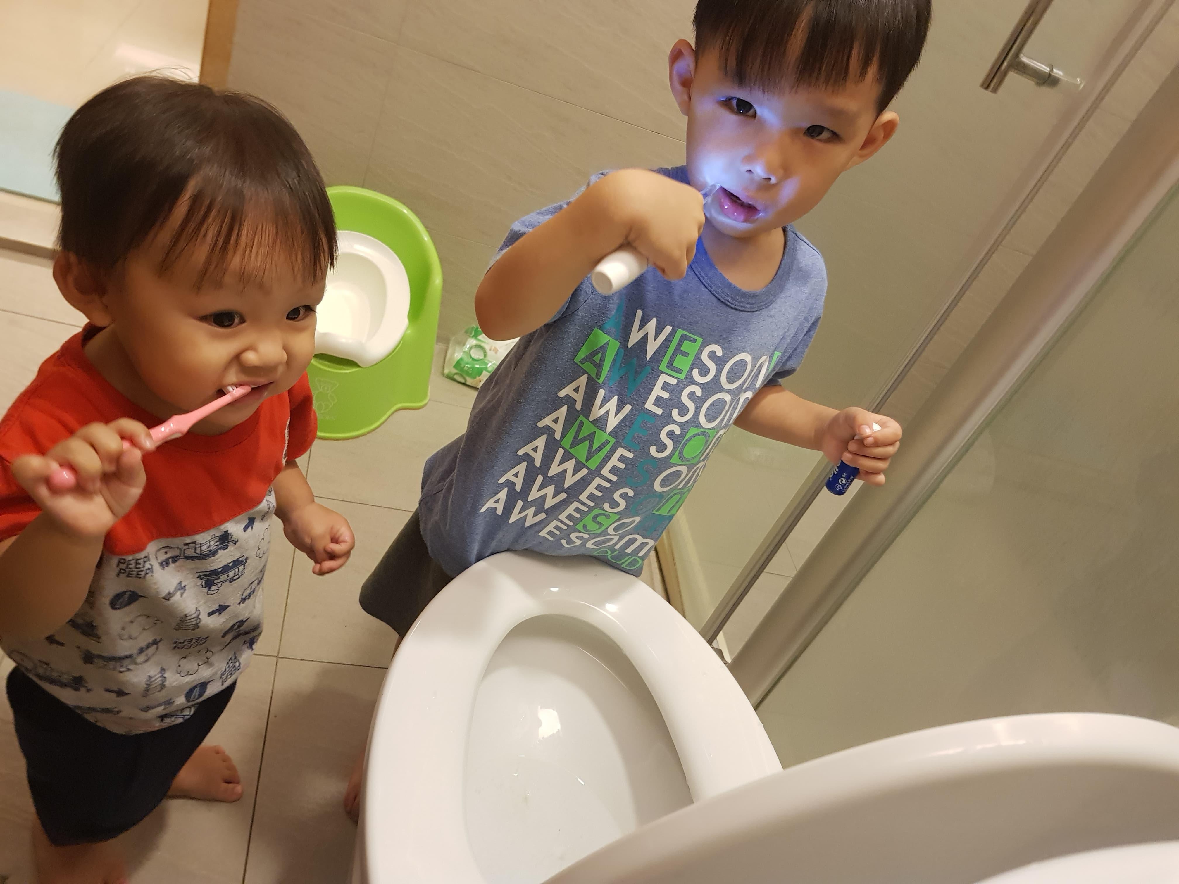 讓寶寶愛上刷牙,使用這些方法就對了!