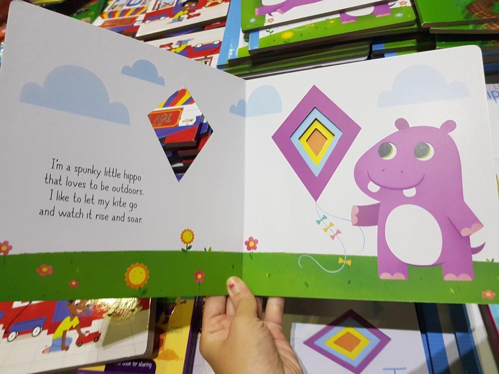 【大野狼書展】 0-2歲啟蒙童書買什麼:顏色、數字、動物
