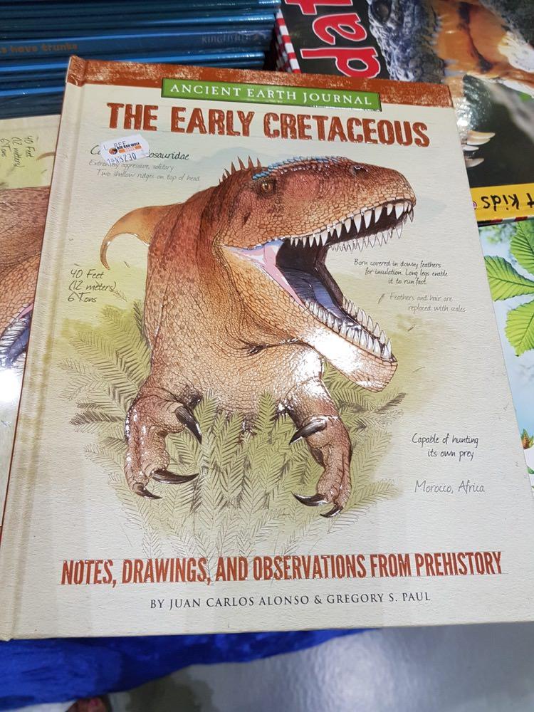 【大野狼書展】科普書買什麼:恐龍、太空、科學等等