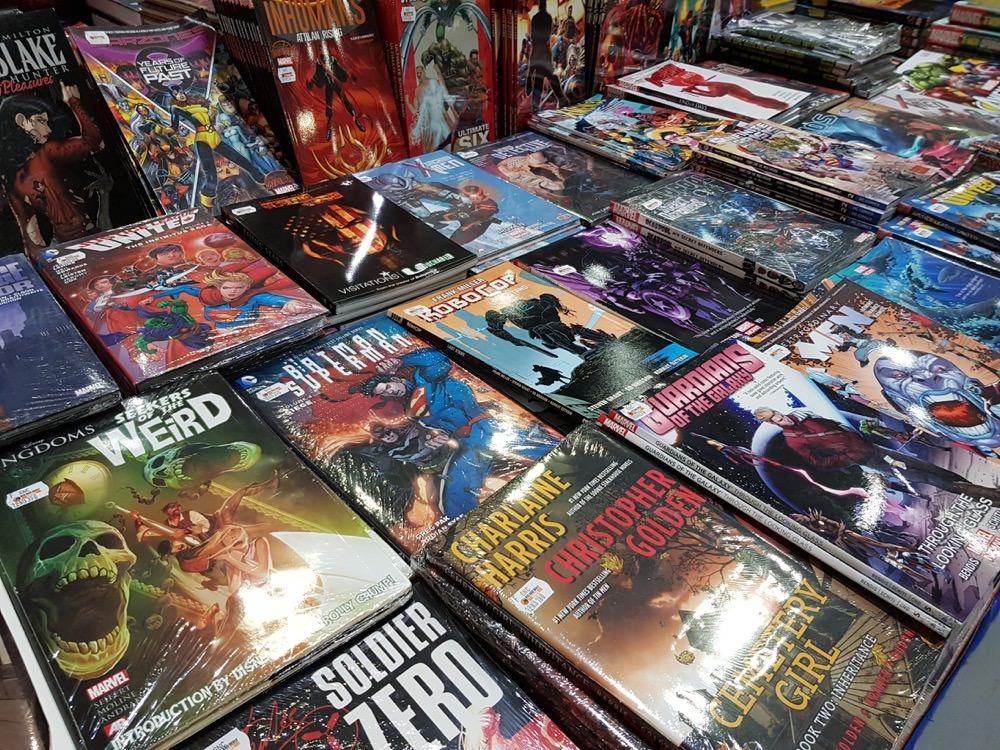 【大野狼書展】知名卡通書有哪些:迪士尼、Lego、星戰、復仇者聯盟、Xman、蜘蛛人