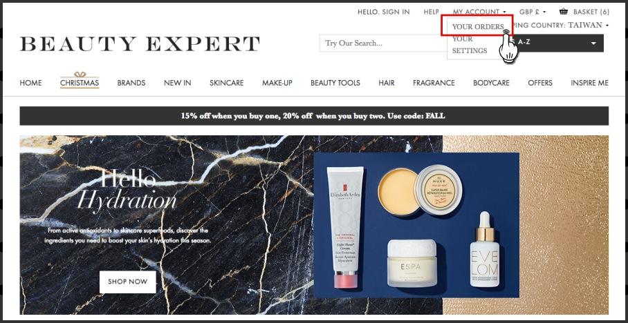 【Beauty Expert】退貨流程教學,直接給你英文對話了,快複製貼上完成退換貨