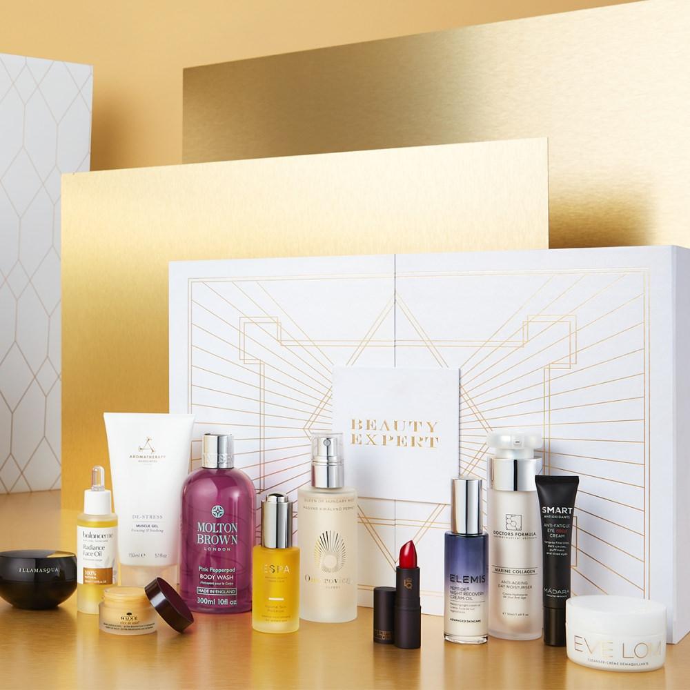 【Beauty Expert聖誕禮盒】價值超過台幣2萬元,千元價格就入手