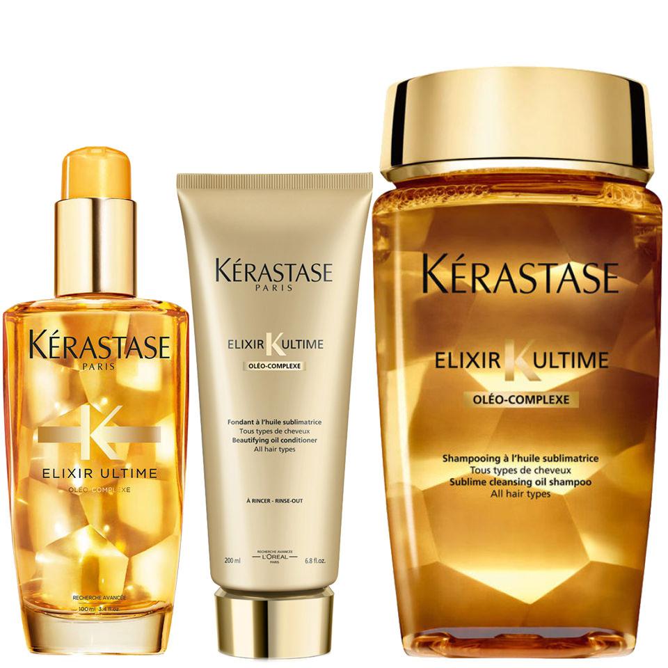 【巴黎卡詩折扣碼享65折】推薦Kérastase 頭髮護理產品,全系列介紹懶人包