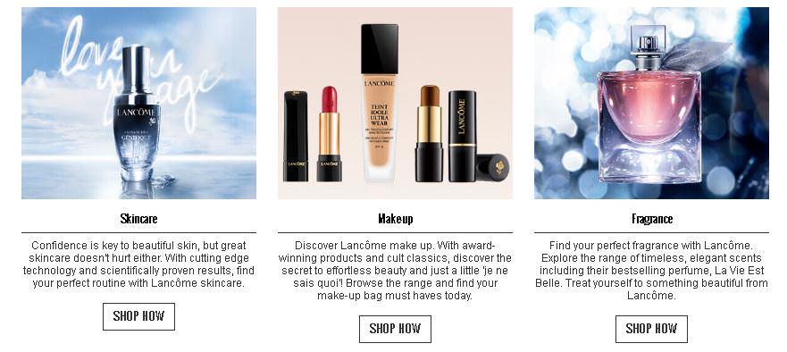 歐美美妝網購黑五折扣碼,低於7折買到台灣專櫃保養化妝品! 這篇要收藏