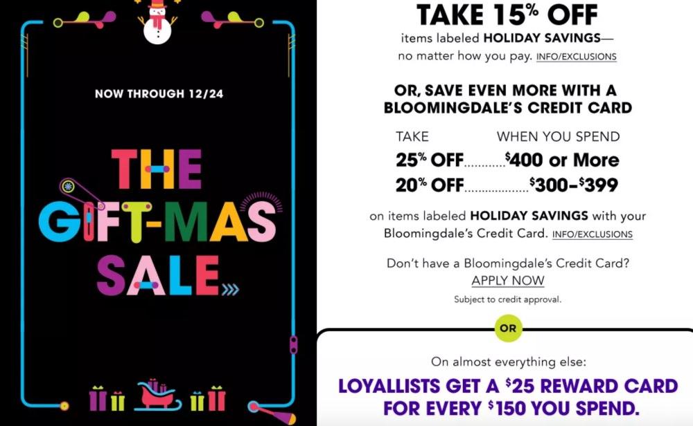 歐美網購85折免運寄台灣...一年退貨期限的美國Bloomingdales購物經驗