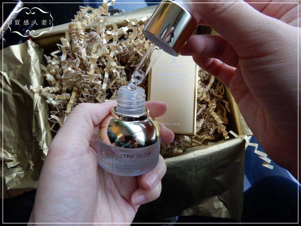 推薦LANAMI面膜、評價爆表的精華油,許你一個緊緻冬天