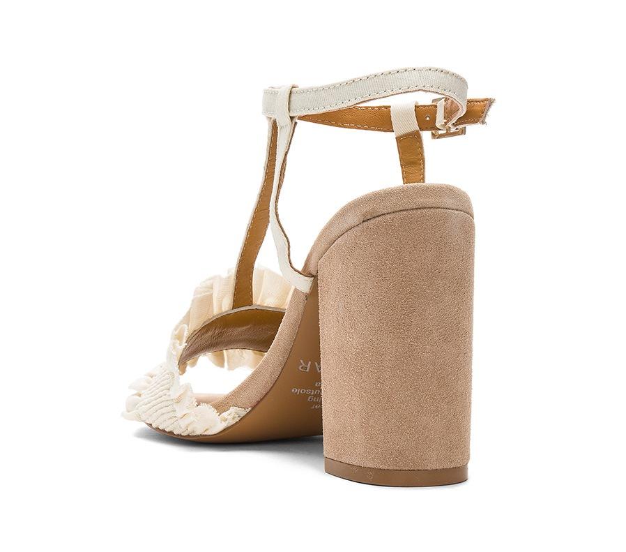 購物日記。Revolve 8折訊息+新入手JAGGAR波西米亞風涼鞋+Quay Boss 復古貓眼太陽眼鏡 (金框/棕色)
