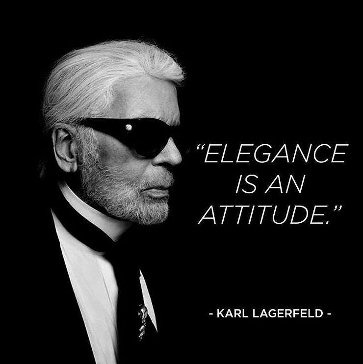 香奈兒老佛爺Karl Lagerfeld卡爾·拉格斐過世了,趕緊來回顧他的傳世作品吧