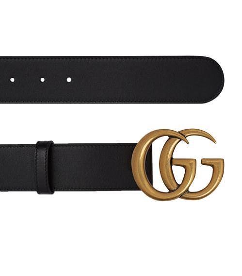 GUCCI GG皮帶不用找代購,建議2cm或3cm寬度更好穿搭! 買便宜看這篇~