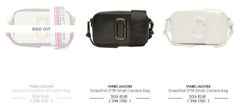 Stylebop全站75折,很適合買Marc Jacobs相機包/ Burberry 圍巾風衣/Balenciaga