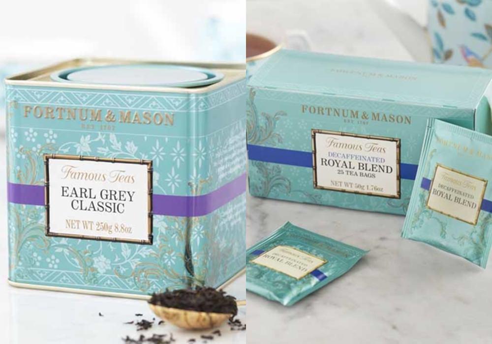 Fortnum & Mason 伯爵茶,英國必買茶葉推薦,超越300年的老字號品牌皇室御用茶葉
