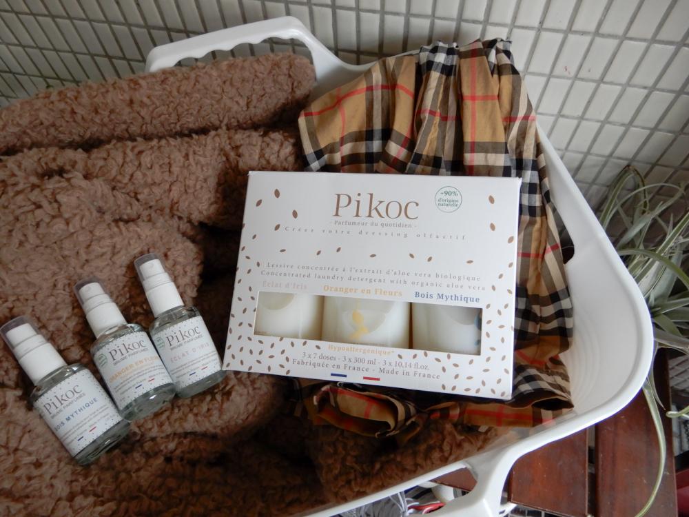 Pikoc 法國天然香水洗衣精評價| 森林/鳶尾花/橙花芳香讓你穿出門,90%天然成分不刺激肌膚