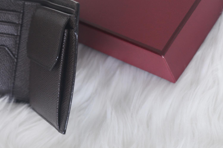 精品開箱 | 男友皮夾品牌怎麼挑呢? 除了萬寶龍,你還可以選擇來自瑞士的 BALLY 精品皮夾囉