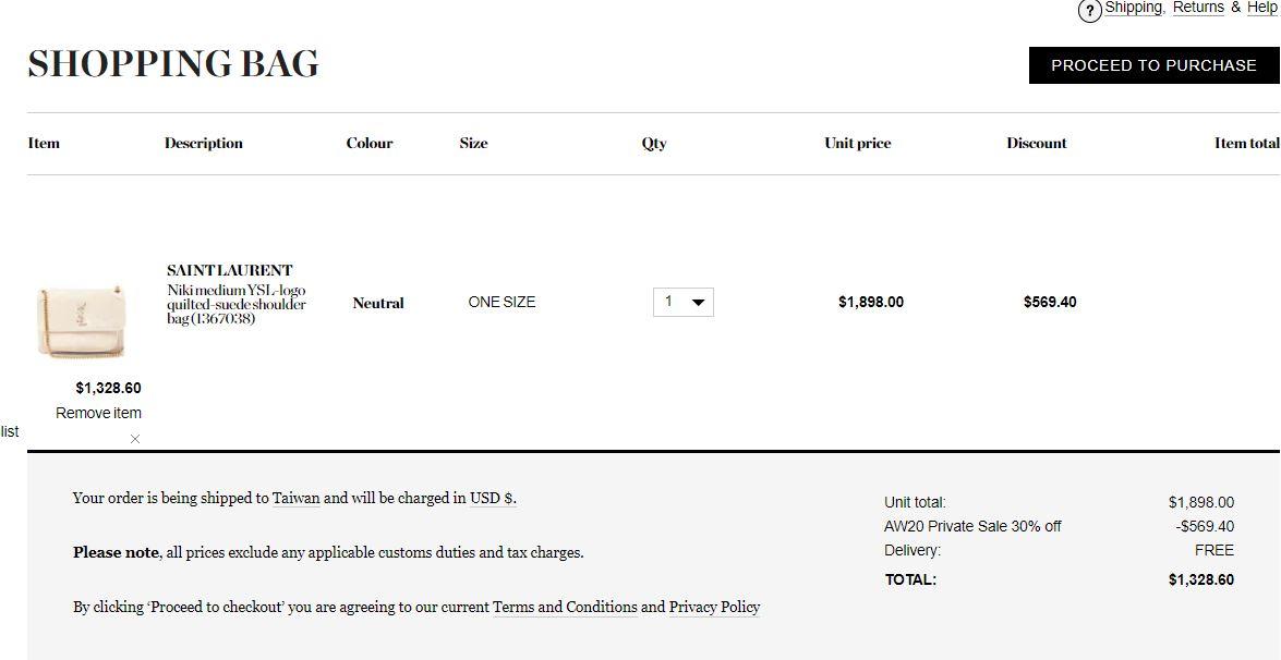 Matchesfashion 雙11單身節折扣碼+VIP私密折扣6折/7折,到台收關稅,滿200歐寄台灣免運費,依娃推薦品牌清單跟大家分享