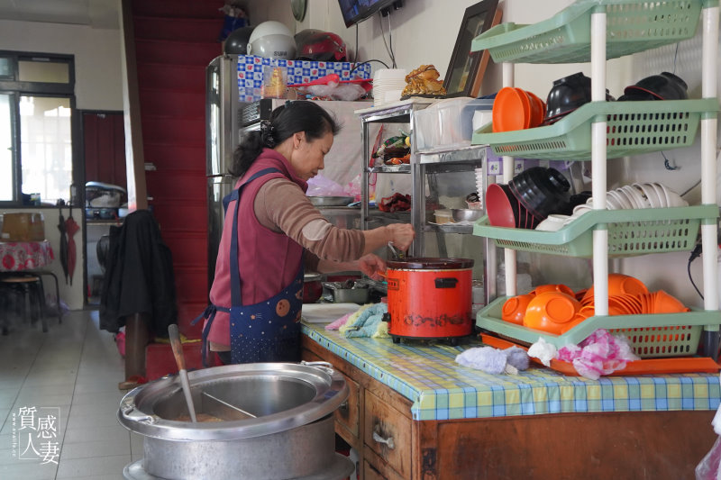 新北美食早餐推薦 20年老店石碇大胖米粉湯與王氏豆腐的限量豆漿,見證石碇歷史更迭的傳統小吃