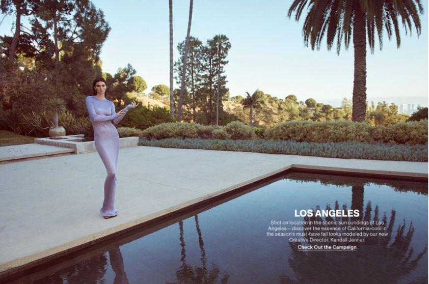 美國精品網站FORWARD五週年慶,宣布Kendall Jenner擔任創意總監,本次折扣最高7折,還可以折上折,還有機會避關稅