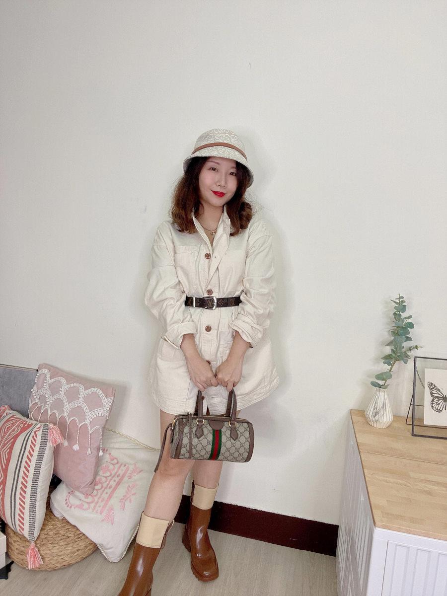 Everlane 秋冬裝穿搭,超級輕柔的羊絨小外套