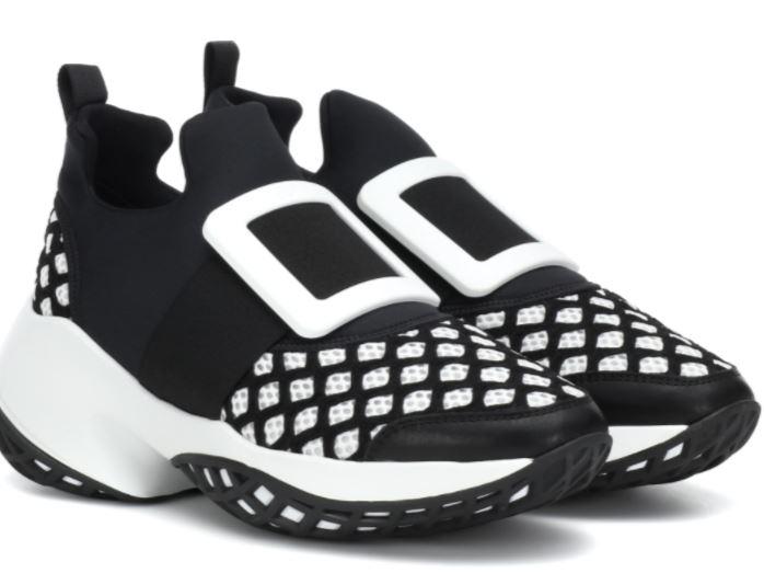 聽說Sephora要來台灣了! LV 老花皮帶/ ROGER VIVIER Viv' Run sneakers 7折