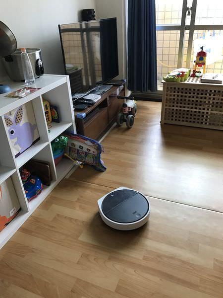 超美而且掃得超乾淨的台灣品牌ZEBOT智小兔掃地機器人(負離子/Hepa濾網/德國紅點設計)
