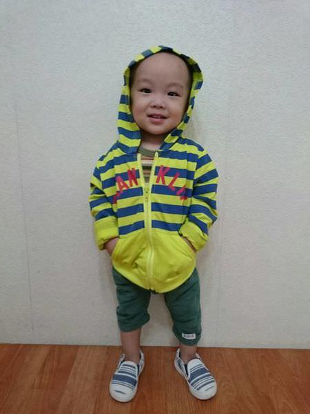 嬰兒買衣尺寸分享
