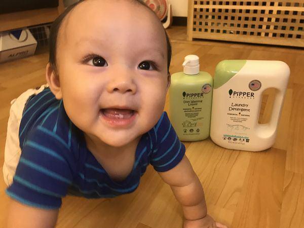 [寶寶]天然洗碗精推薦!適合寶寶使用成分安全的天然鳳梨酵素「PiPPER STANDARD洗碗精」