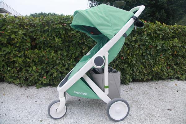 時尚嬰兒推車推薦-荷蘭Greentom經典嬰兒推車94潮