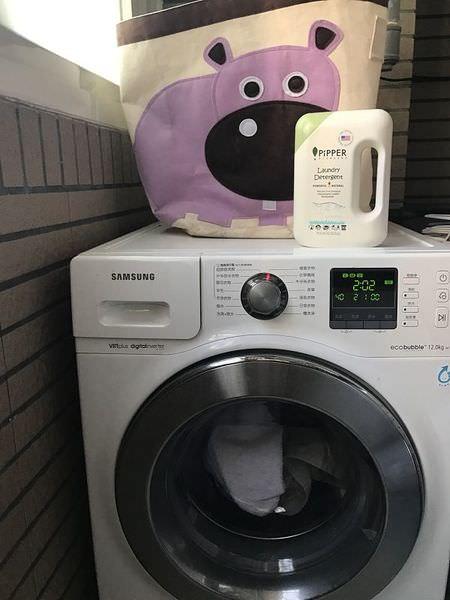 [寶寶] 推薦不含有害物質低過敏的PiPPER STANDARD低敏洗衣精